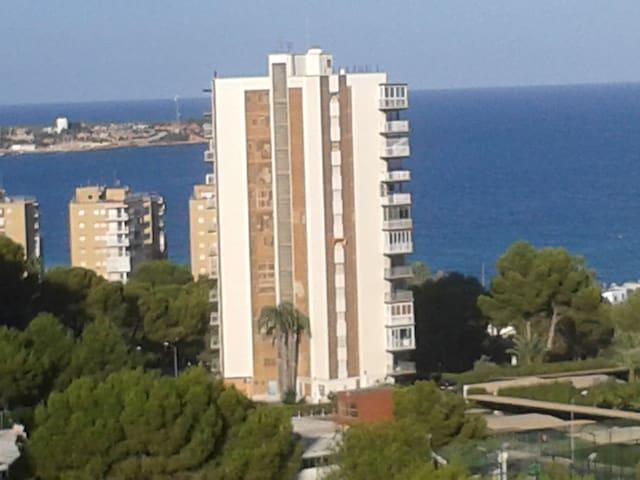 Agradable apartamento, con magíficas vistas. - Orihuela - Lägenhet