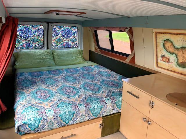 Beautiful Camper Van Rentals