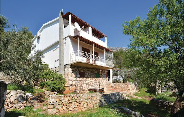 Holiday apartment with 1 room on 25m² in Ivan Dolac