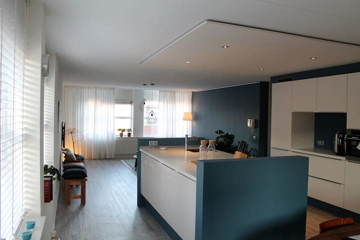 Luxury Apartment near CS, in the center of Hengelo