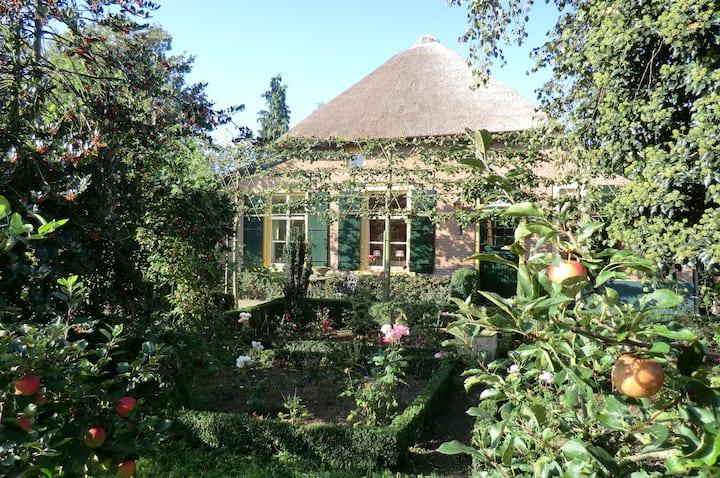 Vakantiehuis/boerderij 'Het Voorhuys'