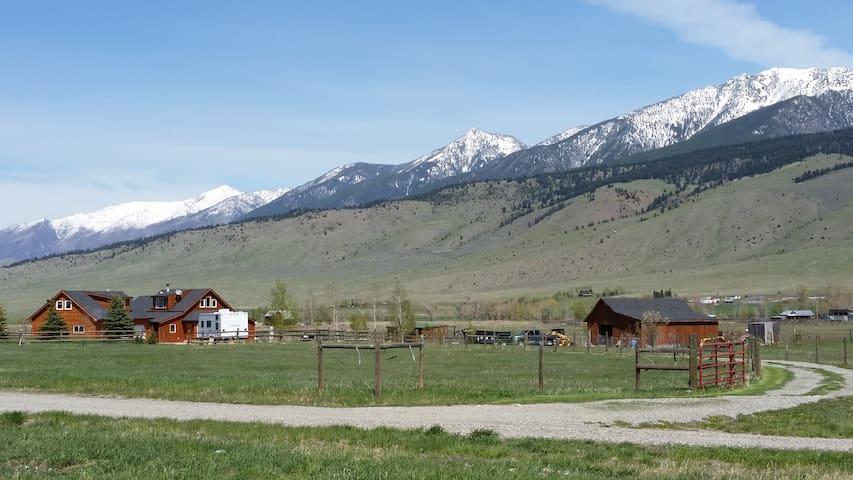 Peace in Heaven (Quiet Ranch)