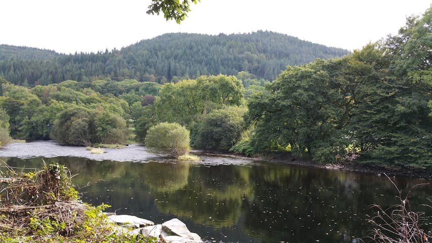 Fairhaven bed and breakfast - Betws-y-Coed - Aamiaismajoitus