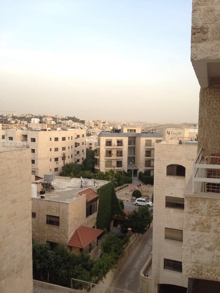 Spacious apartment in Deir Ghbar