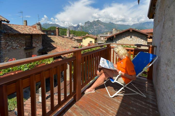 Casa dei Foini - bikers' paradise - Nago-torbole - Dom