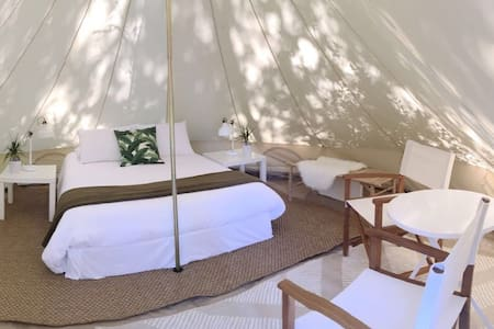 Luxury Camping on 30a Grayton Beach State Park FC1