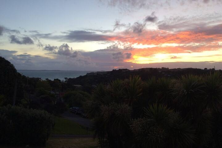 Sunset sanctuary - Auckland - Rumah