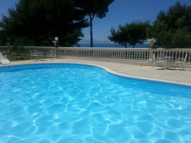 villa Nunziatella SOLE