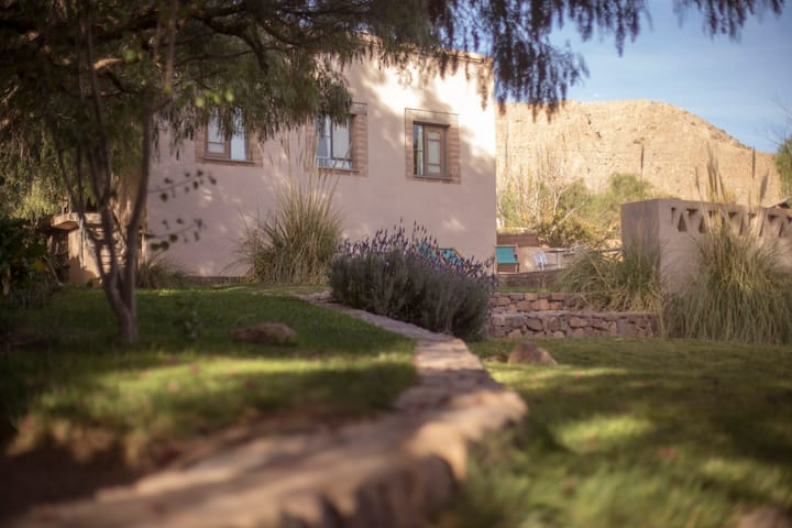 La casa del patio