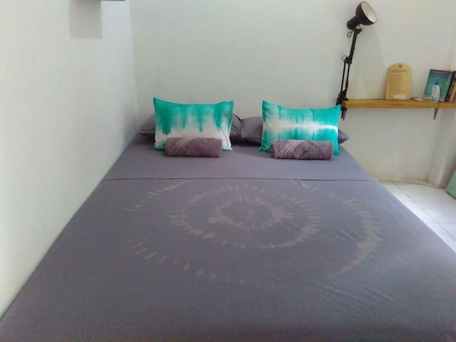 Homy double room @ Kali Kala