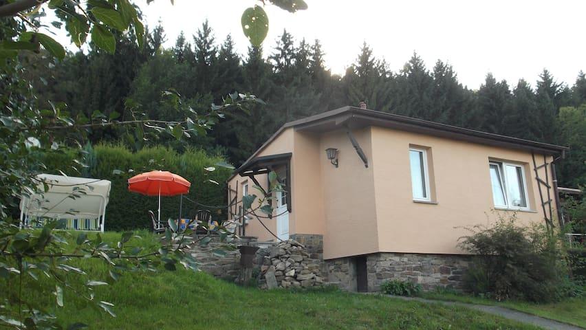 Ferienhaus Fernblick am Gleesberg Wald für 4 Pers.