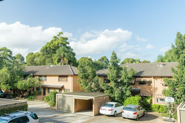 Close to Macquarie University - Marsfield - Aamiaismajoitus