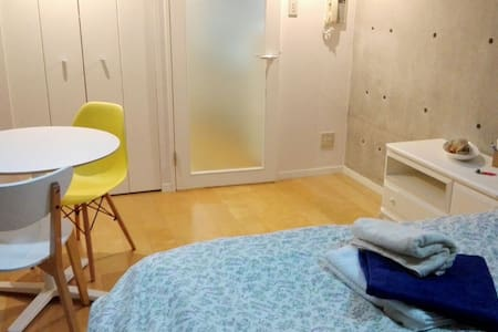 New luxurious designer apartment, clean&central - Nada-ku, Kōbe-shi