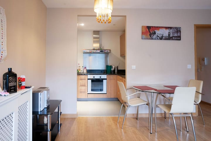 Classy Terraced Bedroom City Center - Dublin - Appartement