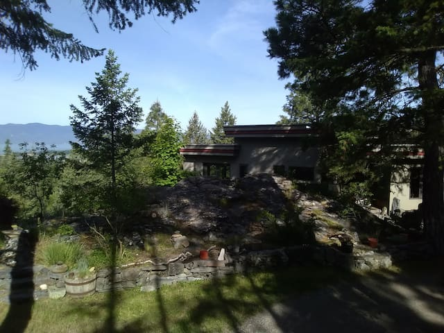 Private Lake-view Retreat