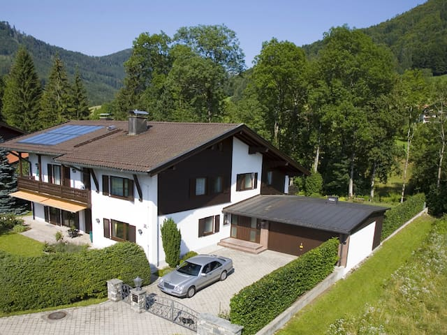 1-room apartment Steinbach for 2 persons in Ruhpolding