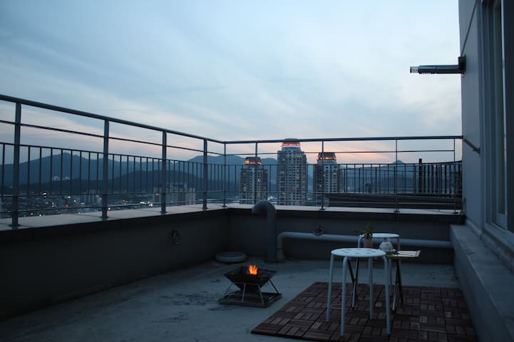 On Top of Daejeon - Guam-dong, Daejeon - Apartament