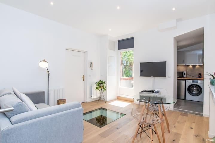 Appartement duplex design centre ville