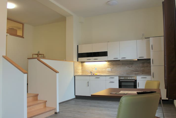 Apartments mit mehr als 45m², Wifi & sky for free - Neustadt an der Donau - Serviced apartment