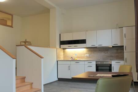 Apartments mit mehr als 45m², Wifi & sky for free - Neustadt an der Donau - Apartment-Hotel