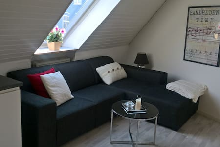 Central, cosy and light - Haderslev - Appartamento