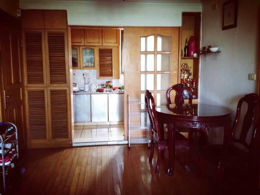 客厅一部分