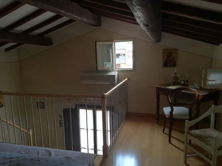 appartamento in stile toscano