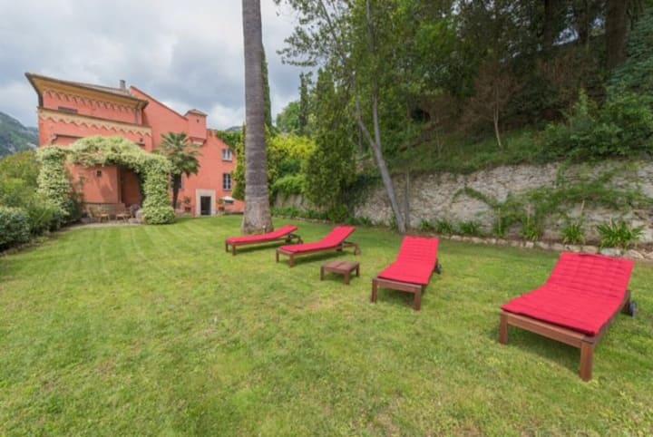 Villa Mangiante