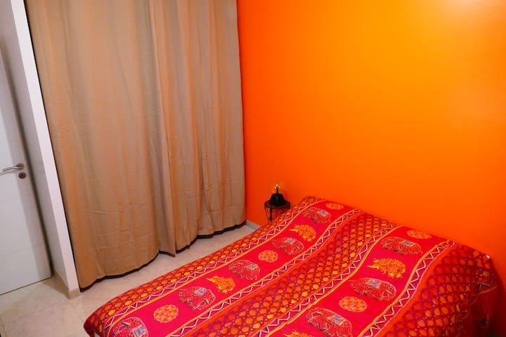 Chambre 3 lit en 140X190
