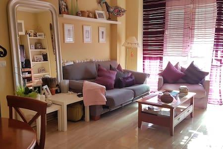 Duplex tranquilo cerca de Guadalaja - Alovera - Wohnung