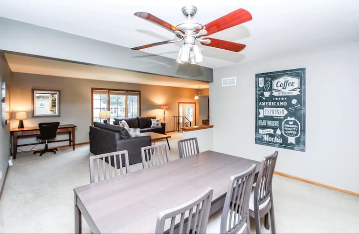 CLEAN, Spacious & Newly Remodeled