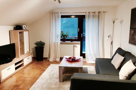 Großzügige, gemütliche Wohnung in Weinsberg - Weinsberg