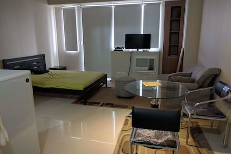 Clean, Cozy & Intimate Condo Unit - Pasay - Apartment