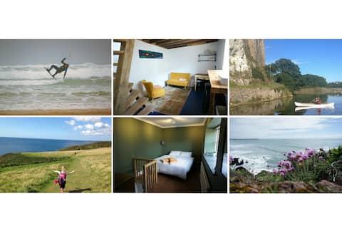 Rock House Pembroke: Surf - Walk - Cycle - Explore