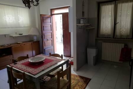 Accogliente casa in un borgo della Basilicata