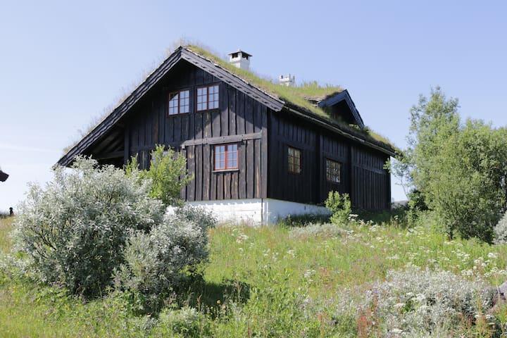 Heggerud Seter - amazing views - Gålå