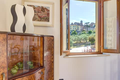 Apartament Lucignano Window