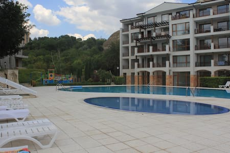 Apartment near the beach with a great view - Byt