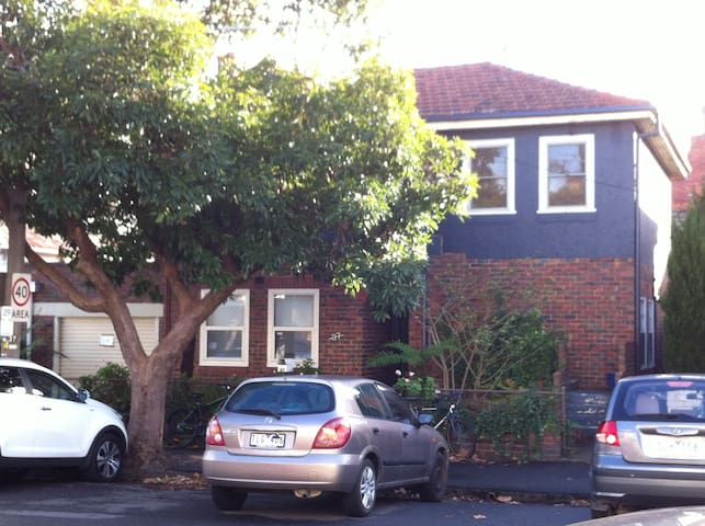 Steam Guest House-South Yarra-close to CBD - South Yarra - Leilighet