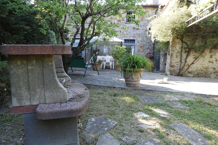 Secluded Holiday Home in Barberino del Mugello with Garden