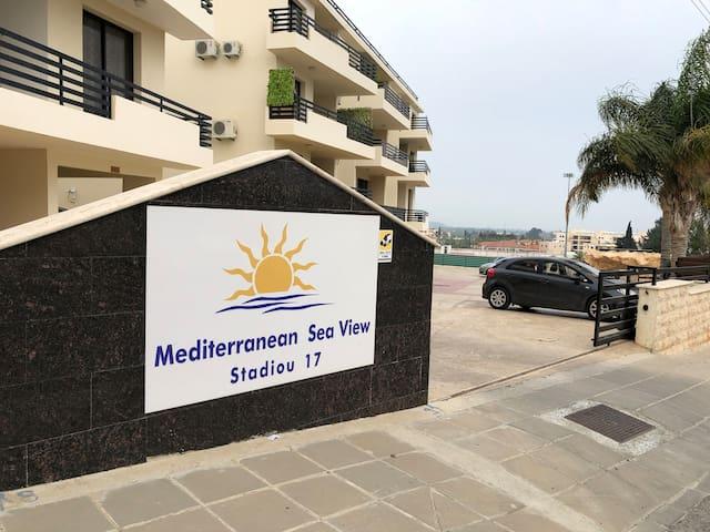 Mediterranean SeaView Apartments