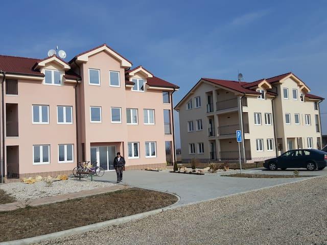 Apartmány Horná Seč
