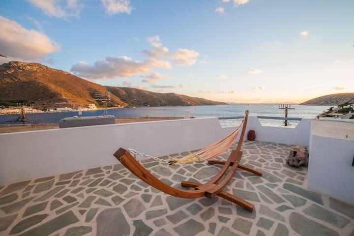 Charming Greek island style studio