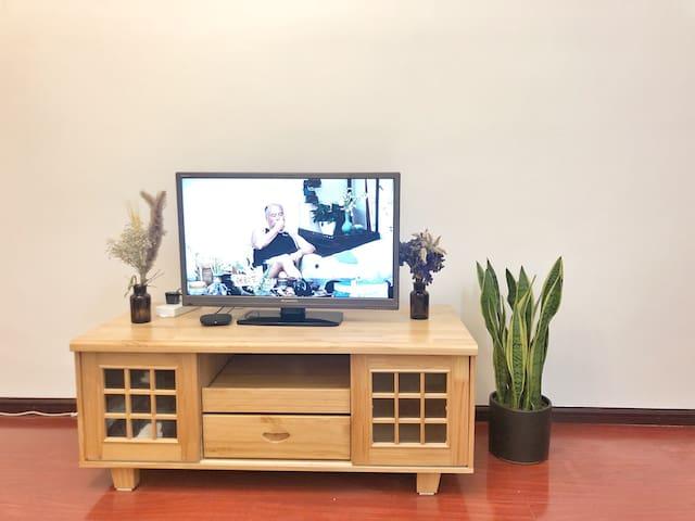 「点の滴小筑」市中心阿诗玛天桥超舒适两居室。