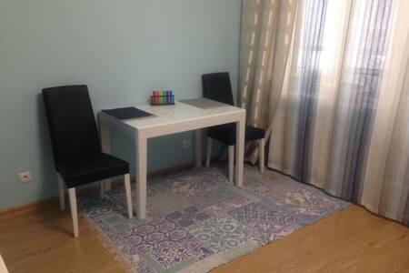 Удобная квартира-студия недалеко от метро Дыбенко