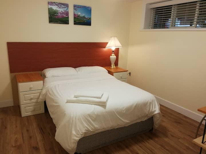 Romantic Homestay 套房(1卧室1厅1卫浴)整套面积28平方