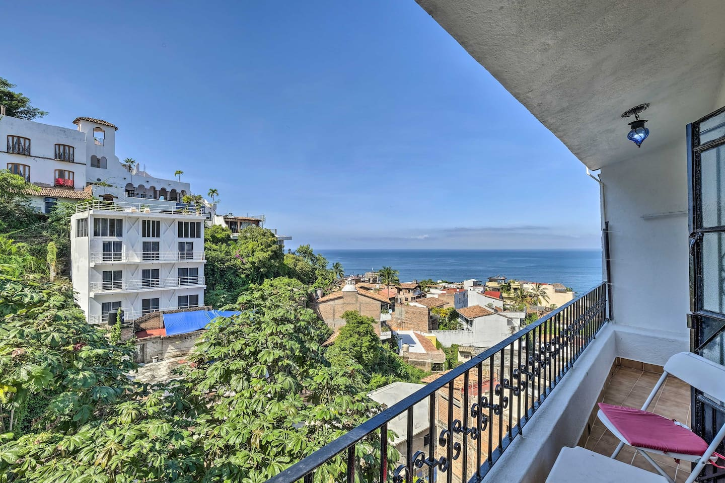 This Puerto Vallarta vacation rental apartment awaits your arrival!