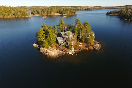 Red Pine Island, Private Island