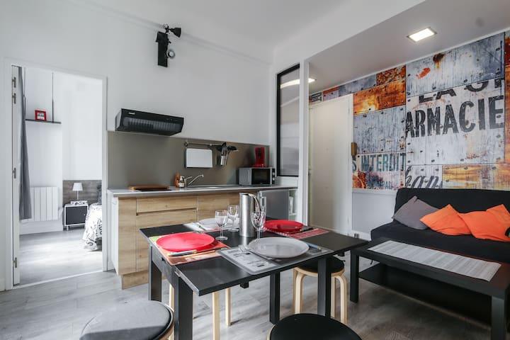 NEW ! Modern 2 Bedrooms - Near SEA
