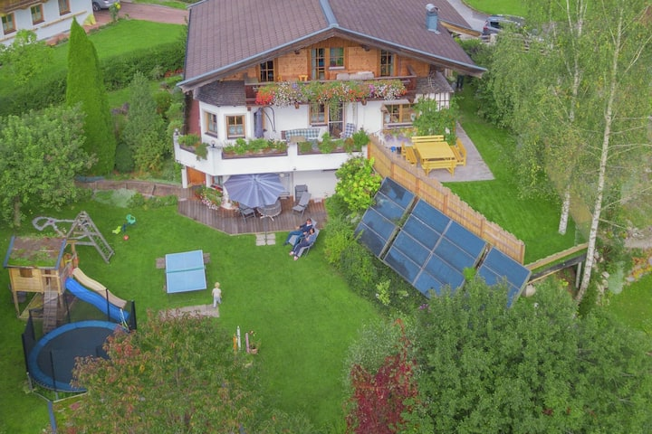 Cozy pet-friendly Apartment in Leogang